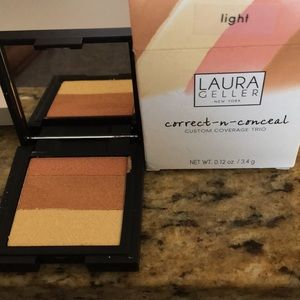 New Laura Geller Correct N Conceal LIGHT Coverage